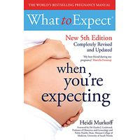 Baker & Taylor What To Expect When Youre Expecting Book