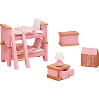 John Lewis Dolls House Accessories, Childrens Bedroom Furniture