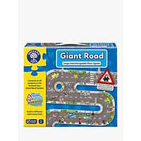Orchard Toys Giant Road Puzzle, 20 Pieces