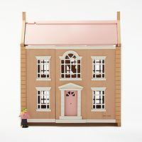 John Lewis Wooden Dolls House, Leckford House