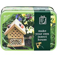 Apples to Pears Mini Tin, Make Your Own Insect House
