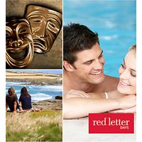 Red Letter Days Perfect For Couples