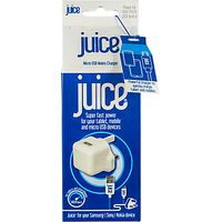 Juice Blackberry Juice Home Charger for Micro USB Devices
