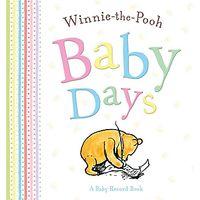 Winnie The Pooh Baby Days Book