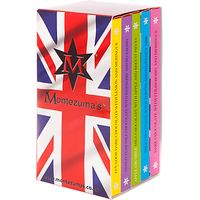 Montezumas British Pudding Chocolate Bar Library, 500g
