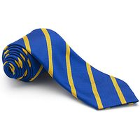 St Michaels Church of England Preparatory School Unisex Tie, 45