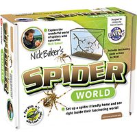 My Living World Nick Bakers Spider World