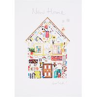 Woodmansterne House of DIY Objects New Home Greeting Card