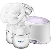 Philips AVENT SCF334/02 Comfort Double Electric Breast Pump