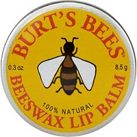 Burts Bees Beeswax Lip Balm Tin, 8.5g