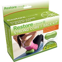 Gaiam Restore Strong Core And Back Kit