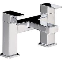 Abode Fervour Deck Mounted Bath Filler Tap