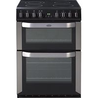 Belling FSE60MF Electric Cooker  Stainless Steel