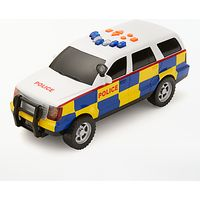 John Lewis Large Police Car