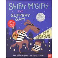 Shifty Mcgifty Slippery Sam Book
