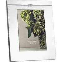 Vera Wang Infinity Frame, 8 x 10 (20 x 25cm), Silver