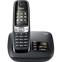 Gigaset C620A Digital Telephone and Answer Machine, Single DECT