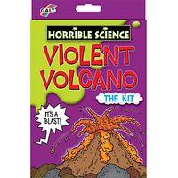 Horrible Science Violent Volcano