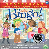Eeboo Storefront Bingo Game