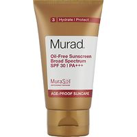 Murad Oil-Free Sunscreen Broad Spectrum SPF 30 PA+++, 50ml