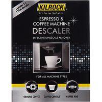 Kilrock Espresso Machine Descaler, 2x 150ml
