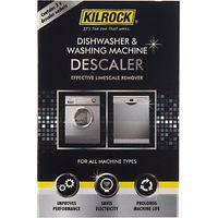 Kilrock Large Appliance Descaler, 3 x 50g