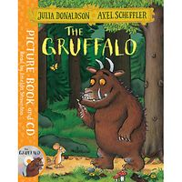 The Gruffalo Book with CD