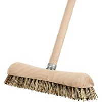 John Lewis Garden Broom