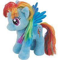 Ty My Little Pony Rainbow Beanie Baby