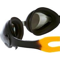 Speedo Merit Mirror Goggles, Black/Green
