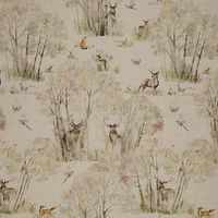 Voyage Sherwood Forest Fabric, Linen