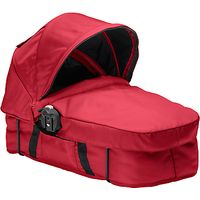 Baby Jogger City Select Carrycot, Red