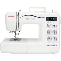 Janome Decor Excel 30 Sewing Machine