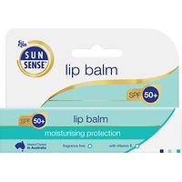 Sunsense Lip Balm SPF 50 Moisturising Protection, 15ml