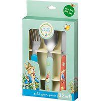 Peter Rabbit Cutlery Set
