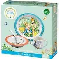 Peter Rabbit Dinner Set Gift Box