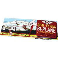 House of Marbles Real Flying Bi-Plane