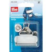 Prym Dungarees/Overall Fittings, 40mm
