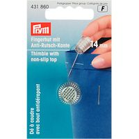Prym Thimble with Non-Slip Top, 14mm
