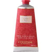 LOccitane Rose et Reines Hand & Nail Cream, 75ml