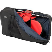 Out N About Nipper Single Carry Bag, Black