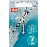 Prym Zipper Pull, Silver