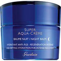Guerlain Super-Aqua Creme Night Balm, 50ml