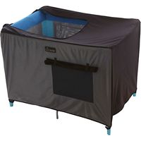 Snoozeshade For Travel Cot, Black