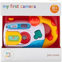 John Lewis My First Camera