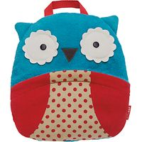 Skip Hop Owl Travel Baby Blanket