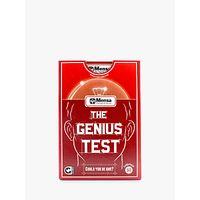 Ginger Fox, Mensa Genius Test