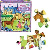 Eeboo Castle Jigsaw Puzzle