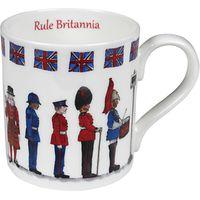 Milly Green Rule Britannia China Mug
