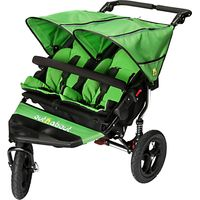Out N About Nipper 360 Double V4 Pushchair, Mojito